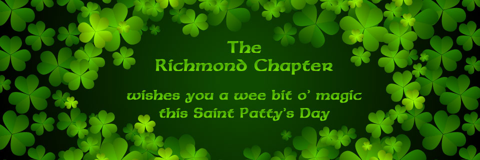 Happy Saint Patrick